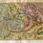 Swiss Alps from Mercator. 1613. (Images in this sequence: Hemispheres at betzmaps.com.)