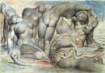 Thieves in Blake's Inferno.