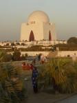 Tomb of Ali Jinnah.